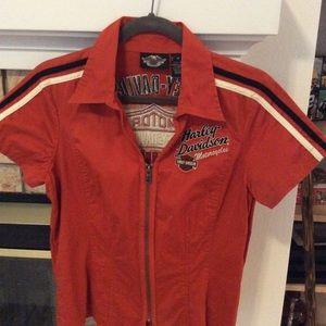 Harley Davidson Women's Shirt